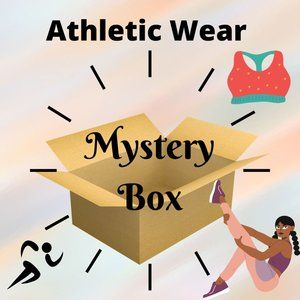 Athletic Wear Mystery Box Bundle 5 items - XS to S